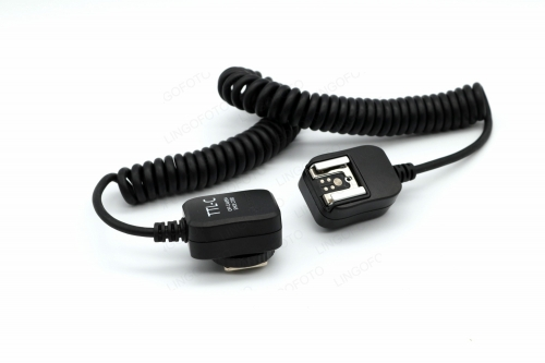 TTL Off-Camera Flash Hot Shoe Cord Cablefor Canon for Nikon for Olympus 3m LC7234