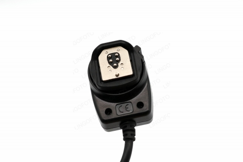 1 m TTL Off-Camera Flash Sync Extension Cord for AI CN Photography Accessory LC7237