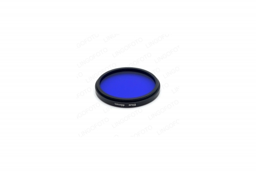 Full Color Lens Filter for DSLR Camera Lens Accessory with 46MM Filter Thread LL1010a