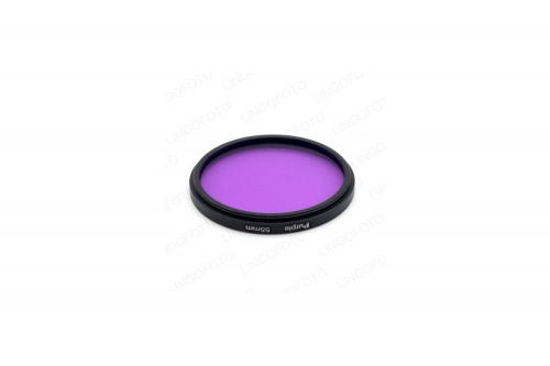 55MM Accessory Complete Full Color Special Filter for Digital Camera LL1013a
