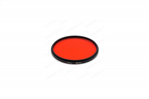 77mm Full Color Conversion Lens Filter for Canon Nik DSLR LL1018a