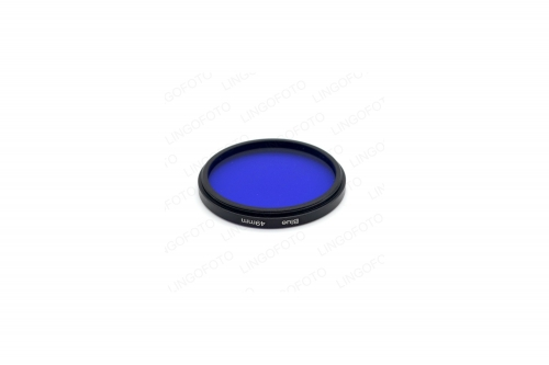 49mm Full Color Conversion Lens Filter for Canon Nik DSLR LL1011a