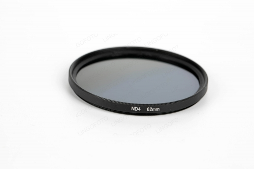 ND4 Neutral Density Fader Variable Filter kit 58mm for Canon 60D 600D 650D 700D For Nikon Canon Pentax NP5324