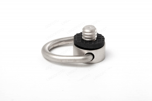 "1/4"" Ring Camera Screw Bolt for Tripod Quick Release Plate LL1507"