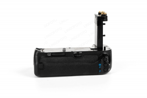 BG-E16 Replacement Vertical Battery Grip for Canon 7D Mark II Digital SLR Camera LC7742
