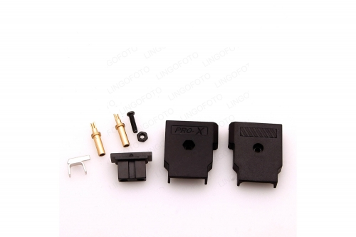 D-Tap Dtap, Power TAP Fecmale rewirable DIY Socket for Anton camera battery UC9552