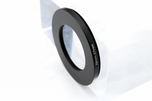 58mm to 37mm 58-37 mm 58-37mm 58mm-37mm Step Down Lens Filter Ring Adapter NP8927