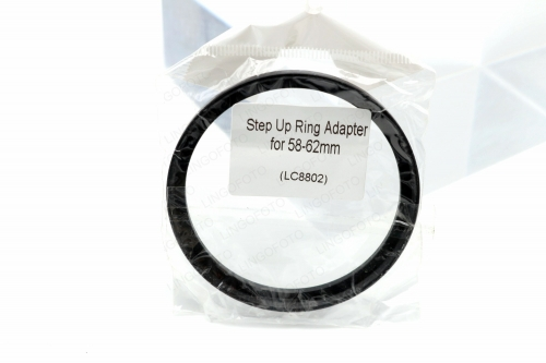 74mm-77mm 74mm to 77mm 74 - 77mm Step Up Ring Filter Adapter for Camera Lens LC8832
