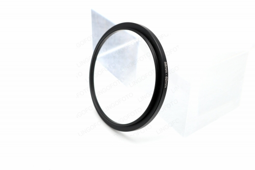 58mm to 60mm Step Up Step-Up Ring Camera Lens Filter Adapter Ring LC8801