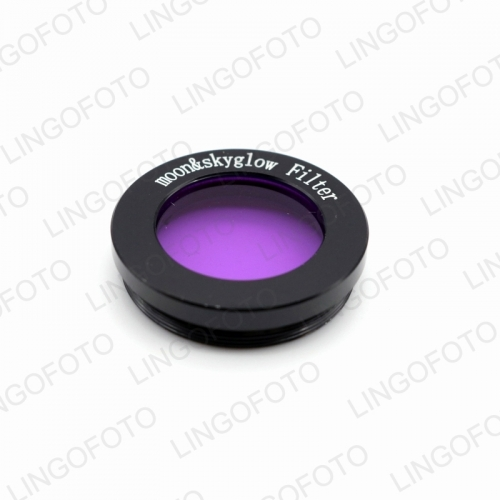 1.25 inch Moon Skyglow Filter for Astromomic Telescope Eyepiece Optical Glass Multi Color TA3100 TA3101 TA3102