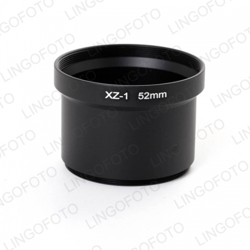 XZ1 Adapter Tubus 52mm Olympus Filter Adapter Tube Zoom Lense LC8358