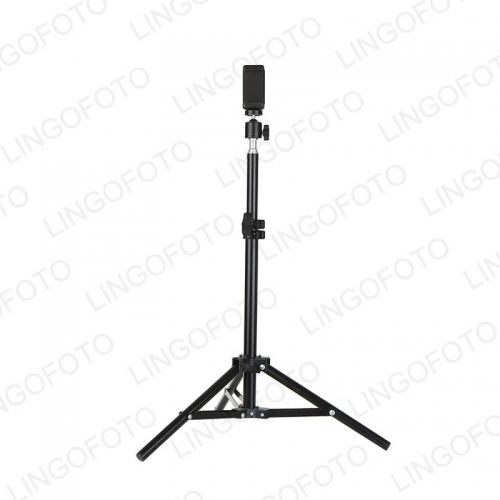 50/160/210cm Aluminum Alloy Portable Tripod Stand Phone Camera Holder For Live Stream Makeup UC9832