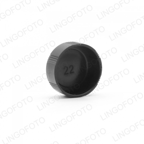 22mm-67mm Anti-dust Lens Cap Cover For DSLR Lens Spotting Scopes Telescope Binocular Rear Cap Plastic TA3205