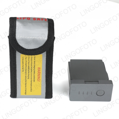 Fireproof And Explosion-proof Battery Storage Bag Case Pouch for DJI RoboMaster S1 AO1076