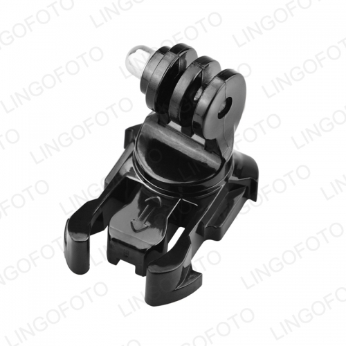 J Hook Buckle Vertical Surface Mount Holder Adapter For Go Pro Hero 8 7 6 5 4 Xiaomi Yi SJCAM Action Camera GP20 AO2218